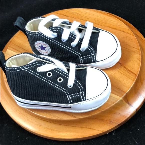 Converse Shoes | Newborn All Star